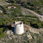 Torre di Chia e Isola di Su Giudeu